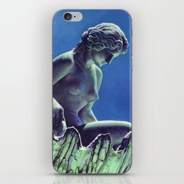 La Venus de Lola Mora iPhone Skin