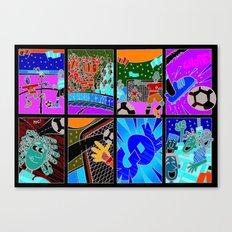 GOL Canvas Print