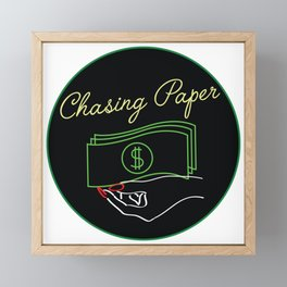 Paper Framed Mini Art Print
