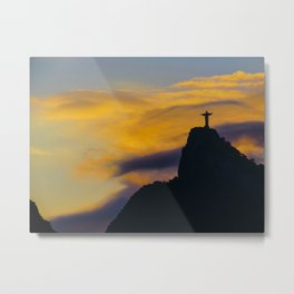 Rio Metal Print