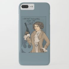 She's Young, Scrappy, and Hungry. iPhone 7 Plus Slim Case
