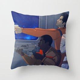 Star Destroyer Throw Pillow