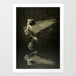 Faith's Ascension Art Print