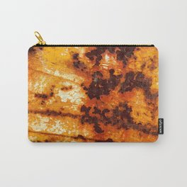 Rust Marks Carry-All Pouch