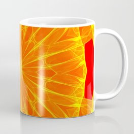 Kaleidoscope 'RK1 SQ' Coffee Mug