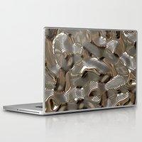 metallic Laptop & iPad Skins featuring Metallic by LoRo  Art & Pictures