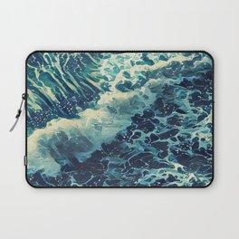 Every tide hath its ebb Laptop Sleeve