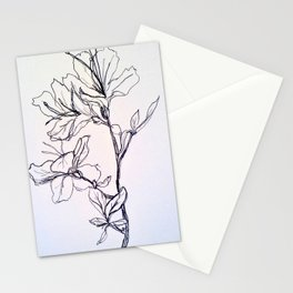 Frantic Energy Stationery Cards