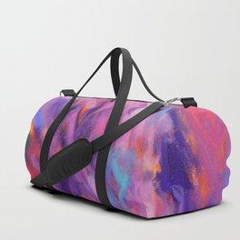 Pink Amethyst Duffle Bag