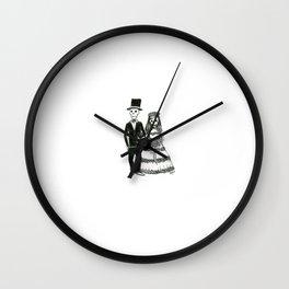 LuvSkeltons Wall Clock