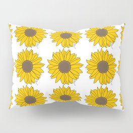 Sunflower Power Pillow Sham