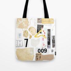 Paper Trail II Tote Bag