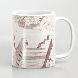 Anne Of Green Gables Brown Coffee Mug