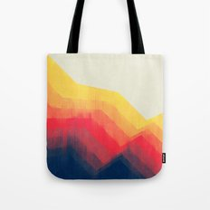 Sounds Of Distance Tote Bag