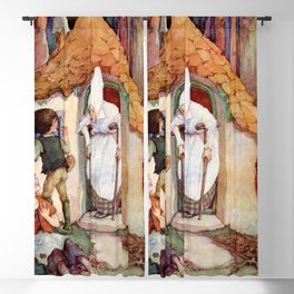 """""""Hansel and Gretel"""" by Anne Anderson Blackout Curtain"""