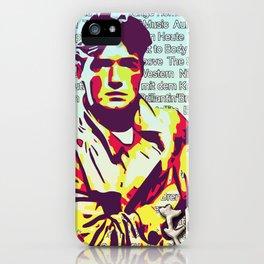 Falco Discography iPhone Case