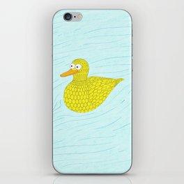 Bob the Duck! iPhone Skin