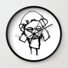 ID ESCAPED Wall Clock