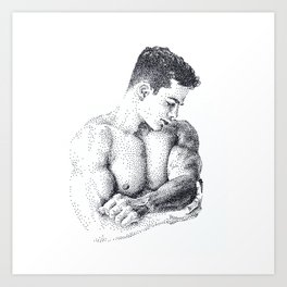 Nood Dood 23 - Pietro Art Print
