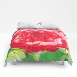 Hildegard's Rose Comforters