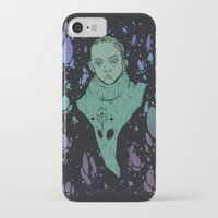 aliens iPhone & iPod Cases featuring Aliens by Tapioles II