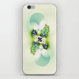 Decorated Infinity Citrus iPhone Skin