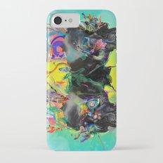Mixed Signals iPhone 7 Slim Case