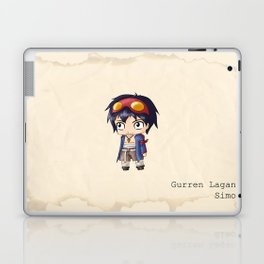 Chibi Simon Laptop & iPad Skin