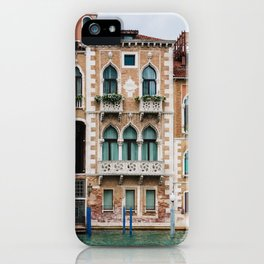 Venice Architecture iPhone Case