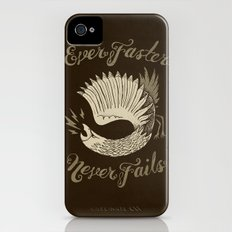 Ever Faster Never Fails iPhone (4, 4s) Slim Case