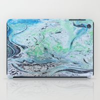 under the sea iPad Cases featuring Under Sea by Marnie