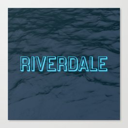 Riverdale Canvas Print