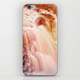Demon Falls iPhone Skin