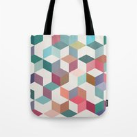 jenny liz rome Tote Bags featuring Jenny by LHD2