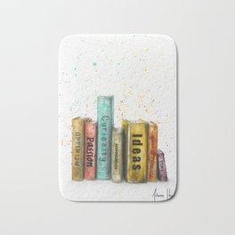 Books of Life Bath Mat