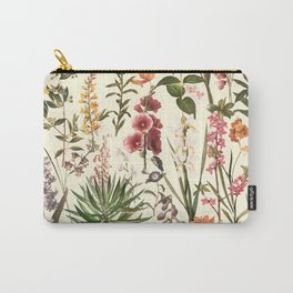Secret Garden VI Carry-All Pouch
