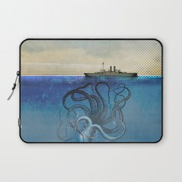 Sea Monster Laptop Sleeve