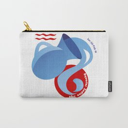 Aquarius - Water Bearer Carry-All Pouch