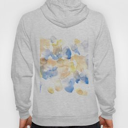 170722 Colour Living 25  |Modern Watercolor Art | Abstract Watercolors Hoody