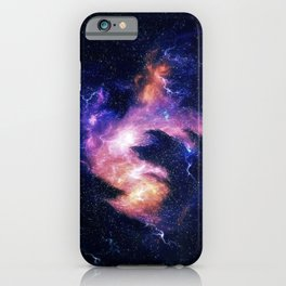 Rise of the phoenix iPhone Case