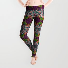 Gypsy Flower Leggings