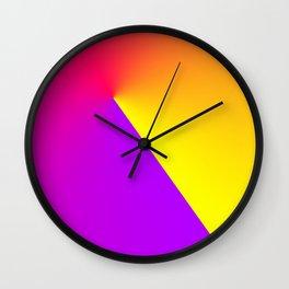 GRADIENT 2 Wall Clock