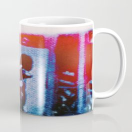 Crossing Wires Coffee Mug