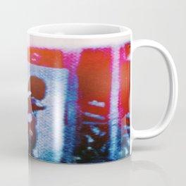 Crossing Wires Coffee Mug