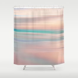 SUNRISE TONES Shower Curtain