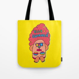 Ello Summer Tote Bag