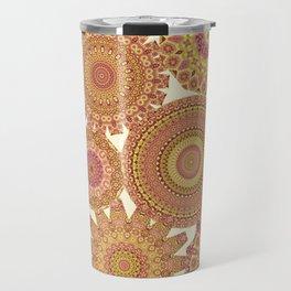 Millefiori Karma-Canyon colorway Travel Mug