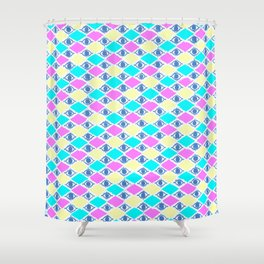 Hypnozium Shower Curtain