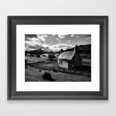 Glen Hope Framed Art Print