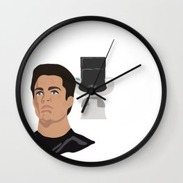 The Young Kirk Wall Clock
